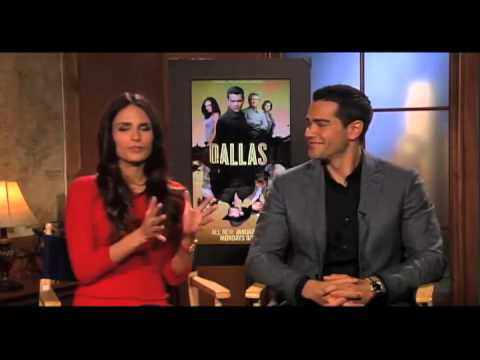 Dallas Season 2 Exclusive: Jesse Metcalfe and Jordana Brewster