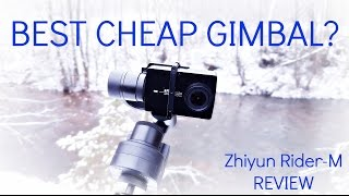 getlinkyoutube.com-Best Cheap Gimbal for Action Cameras? Zhiyun Rider-M Review