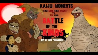 "getlinkyoutube.com-KING CAESAR MEETS KING KONG  ""BATTLE OF THE KINGS"" KAIJU MOMENTS # 21"