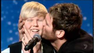 getlinkyoutube.com-Whitney Houston - I Have Nothing by Jack Vidgen singing on Australia's Got Talent [480p]