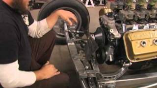 Bass Kustom the WADE COUPE (part 1)