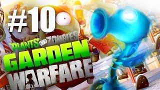 getlinkyoutube.com-ПЛАЗМА ГОРОХ! #10 Plants vs Zombies: Garden Warfare (HD) играем первыми