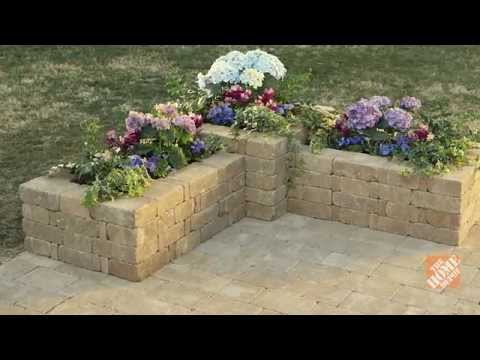 How to Make a 90-Degree Rumblestone Planter