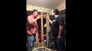 getlinkyoutube.com-Arab teaching American national anthem (funny)