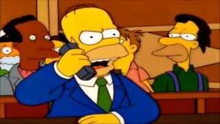 getlinkyoutube.com-Homero Simpson Babosa