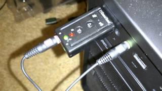 getlinkyoutube.com-Sennheiser PC 230 mic demo & impressions (plus cheap eBay USB sound card info)