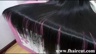 getlinkyoutube.com-Fhaircut--longhair show