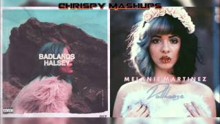 getlinkyoutube.com-Halsey & Melanie Martinez - Castle / Dollhouse Mashup