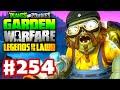 Plants vs. Zombies: Garden Warfare - Gameplay Walkthrough Part 254 - Biker Engineer Costume!
