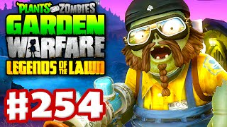 Plants vs. Zombies: Garden Warfare - Gameplay Walkthrough Part 254 - Biker Engineer Costume!