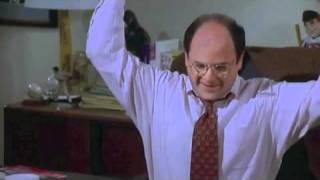 getlinkyoutube.com-Seinfeld Clip - George Acts Annoyed