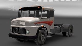 getlinkyoutube.com-Euro Truck Simulator 2 - Mercedes-Benz 1519 - v.1.13.4.1 + Download