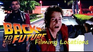 getlinkyoutube.com-Back to the Future 1985 ( FILMING LOCATION ) 1/2