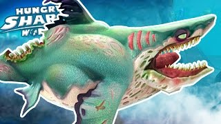 getlinkyoutube.com-ZOMBIE SHARK!!! - Hungry Shark World | Ep 30 HD