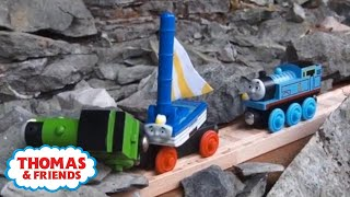 getlinkyoutube.com-Thomas & Friends: The Lost Mine   Secrets of the Stolen Crown Episode #3