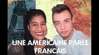 getlinkyoutube.com-Une américaine parle français
