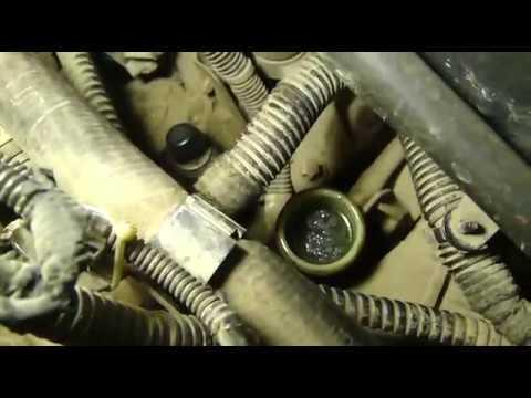 Замена трубки сцепления цилиндра и прокачка гидромуфты на изитронике.