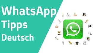 getlinkyoutube.com-Die 10 besten WhatsApp Tipps und Tricks