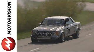 getlinkyoutube.com-Mercedes-Benz w123 rally car
