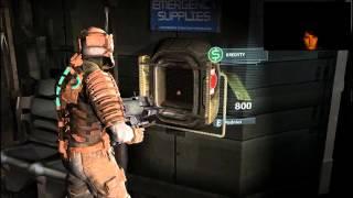 getlinkyoutube.com-Nocne zagrajmy w Dead Space #6 - Kryzys z amunicją - dużo hajsu! + KAMERKA :)
