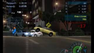 getlinkyoutube.com-Funny Car Crashes Need for Speed Underground NFS