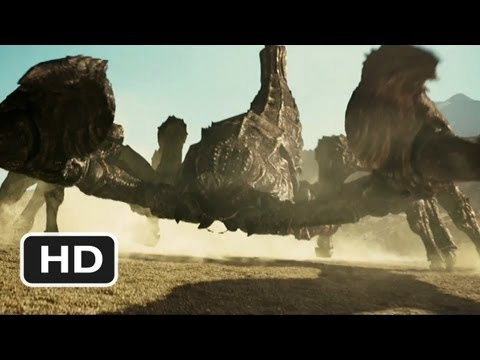 Clash of the Titans #4 Movie CLIP - Scorpion Battle (2010) HD