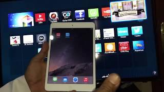 getlinkyoutube.com-توصيل الايفون وايفاي بـ تلفزيون سامسونق سمارت تي في smart TV samsung iphone