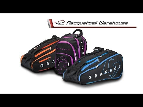 Gearbox Prism Racquetball Bags & Backpacks