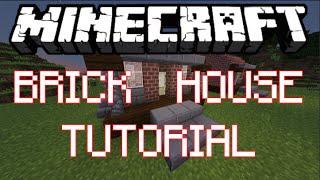 getlinkyoutube.com-Small Brick House 7x7! - Minecraft Tutorial
