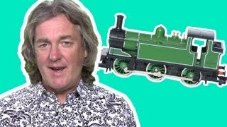 getlinkyoutube.com-Why can't trains go uphill? - James May's Q&A (Ep 30) - Head Squeeze