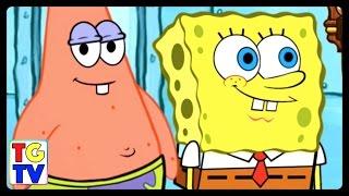 getlinkyoutube.com-SpongeBob's Game Frenzy by Nickelodeon for iPad (29 Cards)
