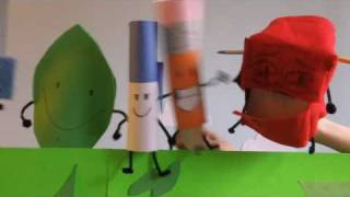 """getlinkyoutube.com-Puppetry of """"Bowling, Now with Explosions!"""""""