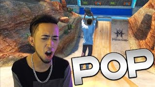 getlinkyoutube.com-Skate 3 Xbox One: MEGA-PARK POP GLITCH!