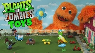 getlinkyoutube.com-Plants vs. Zombies 2 - TOYS !
