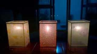 getlinkyoutube.com-โคมไฟประดิษฐ์ ทำง่ายๆสวยๆด้วยตัวเอง