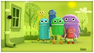 "getlinkyoutube.com-""The Itsy Bitsy Spider"" Classic Songs by StoryBots"