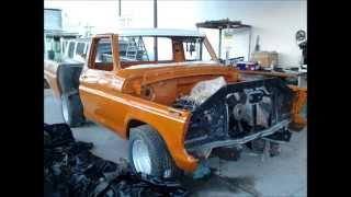 getlinkyoutube.com-restauracion de ford 73 en San Luis De La Paz gto 2012
