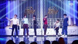 "getlinkyoutube.com-2PM ""우리집(My House)"" Comeback Stage @ SBS Inkigayo 2015.06.21"