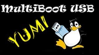 getlinkyoutube.com-Como hacer un PenDrive USB Multiboot con varios sistemas operativos usando YUMI