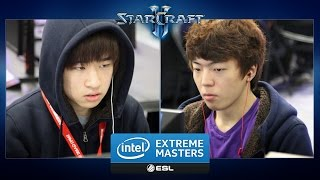 getlinkyoutube.com-StarCraft 2 - Maru vs. Life (TvZ) - IEM 2015 Taipei - Grand Final