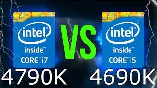 getlinkyoutube.com-Intel i7-4790K vs i5-4690K