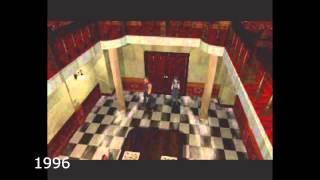 getlinkyoutube.com-Resident Evil Comparison PSX vs. PS4