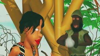 getlinkyoutube.com-Vijitabia vya Wadada wa Mjini - Waganga