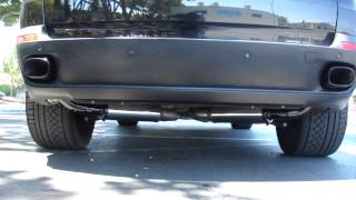 getlinkyoutube.com-2008 BMW X5 4.8I MAGNAFLOW  EXHAUST
