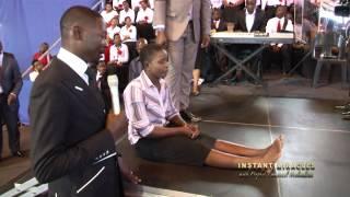 HEALING SCHOOL Miracle Testimony with Pastor Chris Oyakhilome-2018 width=