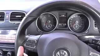 getlinkyoutube.com-VW Golf Mk6 Interior Review