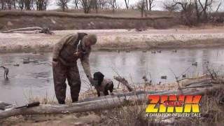 getlinkyoutube.com-Zink Calls Band Hunters 2 - Kansas Creek Day 1