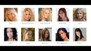 Top Czech Republic Porn Stars