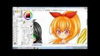 getlinkyoutube.com-Speedpaint: Chibi Powerpuff Girls