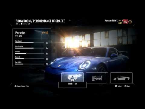 Как начать игру need for speed rivals